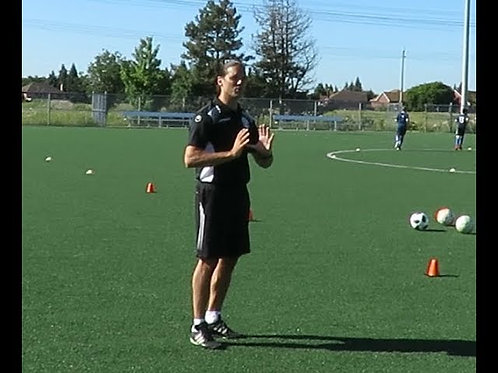 Speed, Agility and Quickness Training on the Field, with the Ball