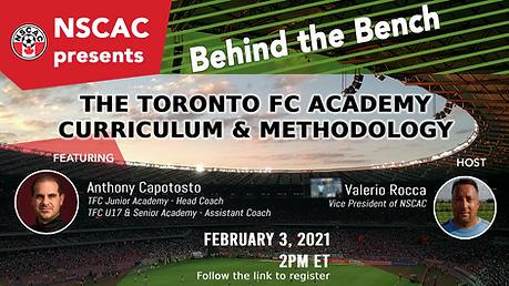 NSCAC - Anthony, Valerio. Behind The Ben