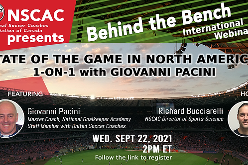 Behind the Bench, Episode 43: State of the Game in North America