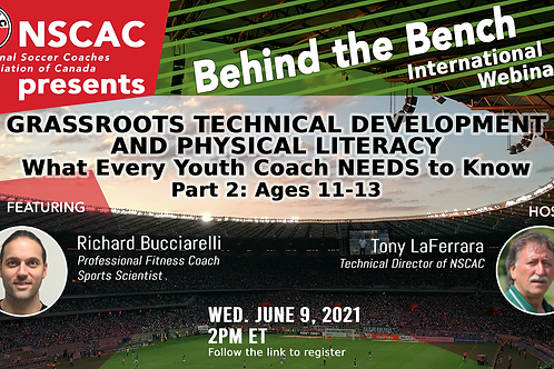 Behind the Bench, Episode 37: Grassroots Technical Dev. & Physical Lit.   PART 2