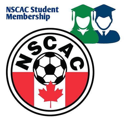NSCAC Student Discount Membership