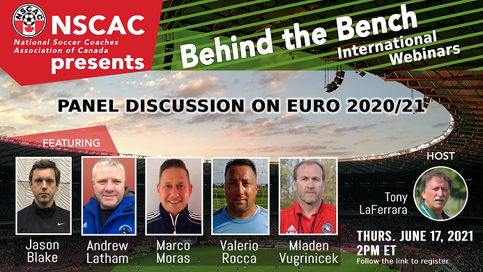 NSCAC - EURO2021 Discussion. Behind The