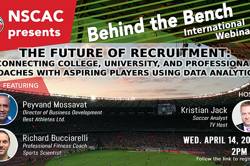 Behind the Bench, Episode 27: The Future of Recruitment