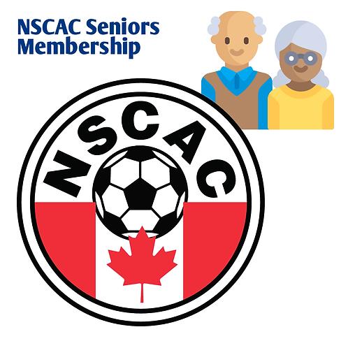 NSCAC Seniors Discount Membership