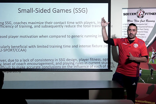 Applied Soccer Science 2: Heart Rate Responses to Small-Sided Games