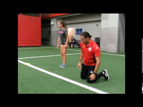 How to do the FIFA 11+ Warm-Up/Injury Prevention Program - NSCAC Clinic