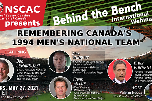 Behind the Bench, Episode 33: Remembering Canada's 1994 Men's National Team