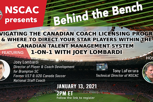 Behind the Bench, Episode 13: Navigating the Canadian Coach Licensing Program