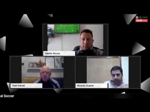 "Online Summit: ""How to Train Your Team to Counter-Attack"""