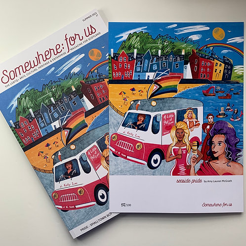 Issue 3 - Magazine and print bundle