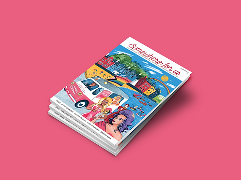 Issue 3 - Pay It Forward