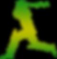 Cricketer Stencil