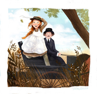 Anne with an E / Anne of Green Gables