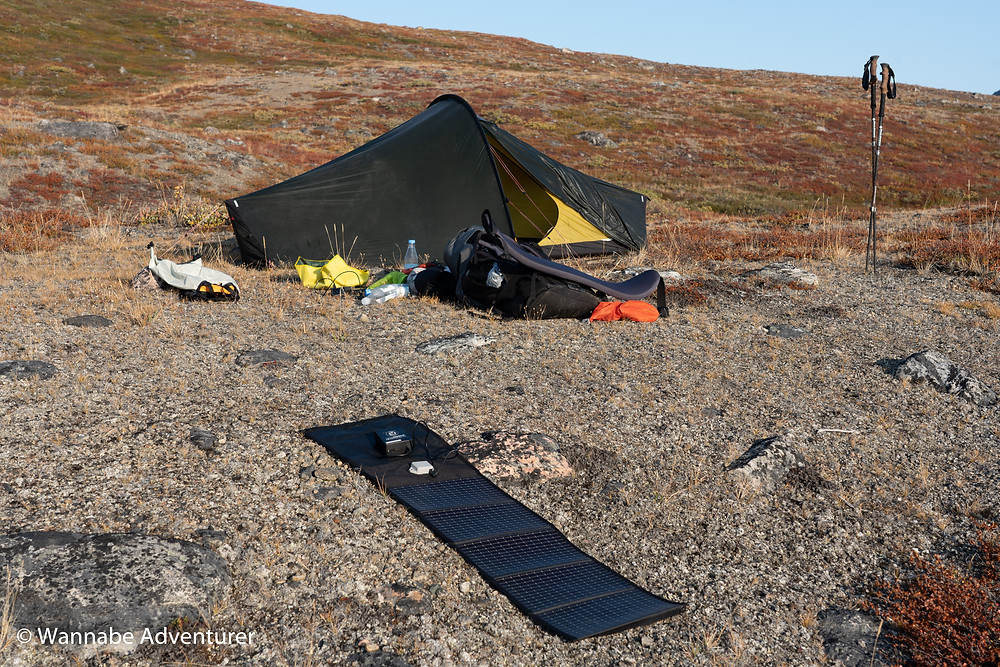 Hiking and backpacking with a CPAP