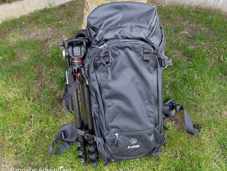 F-Stop Sukha Camera Backpack Review