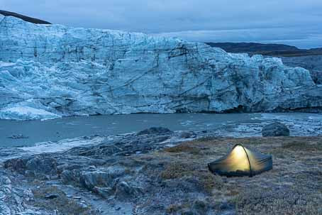 Hiking the Arctic Circle Trail - Part 1 - The Ice Cap