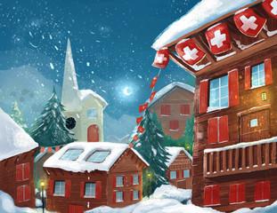 Swiss Advent Calendar Printable Be Ready Explorers
