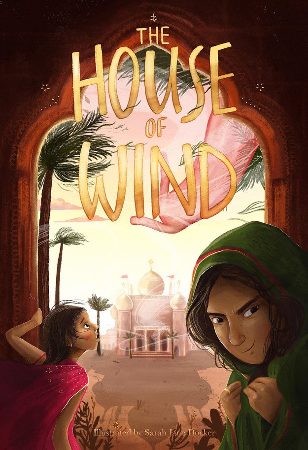 House of Wind Cover - Indian Folktales