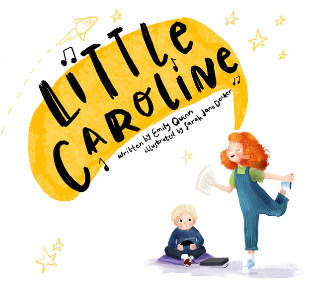 Little Caroline Cover