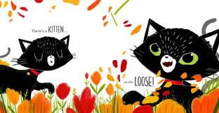 Kitten on the Loose