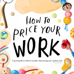 How To Price Your Work Guide