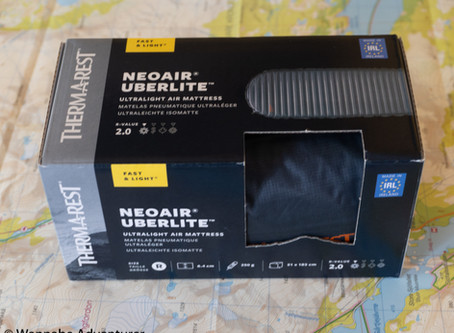 Thermarest NeoAir Uberlite Review
