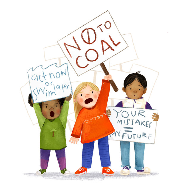 KidLit4Climate / Fridays For Future