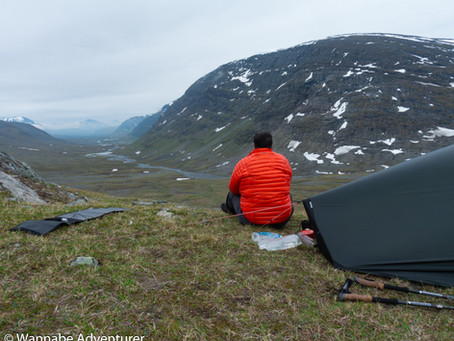 Hiking Kungsleden Trail, Sweden (Part 2)
