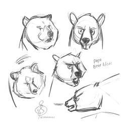 Papa Bear Concepts
