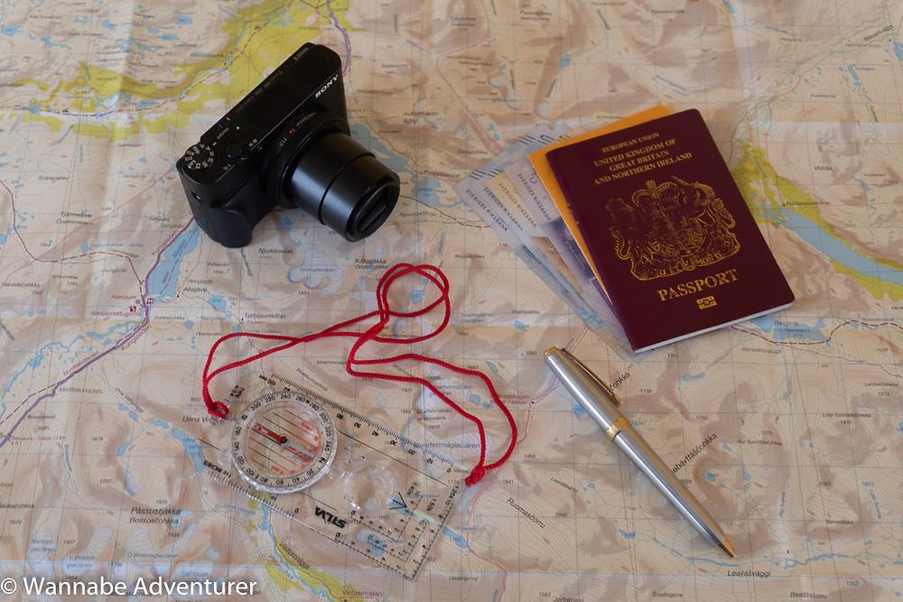 Planning your adventure