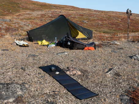 Hiking and Backpacking with a CPAP Machine