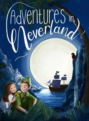 Adventures in Neverland Theatre Poster