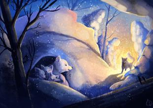 Coming Home, Arctic Fox
