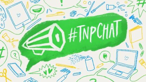 TNPChat Twitter Banner