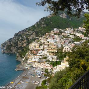 A Walk Along The Amalfi Coast, Italy