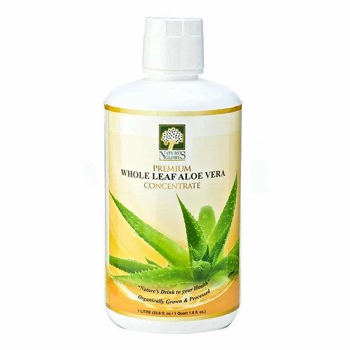 Nature's Glory Premium Aloe Vera Concentrate (1L)