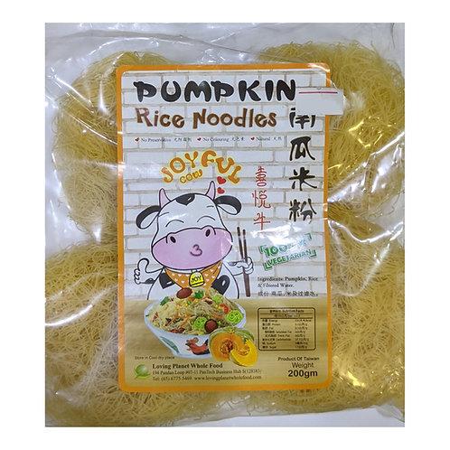 Joyful Cow Pumpkin Rice Noodles (200g)