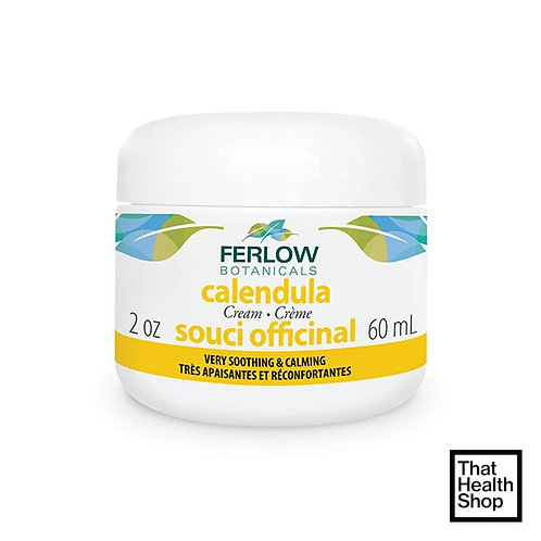 Ferlow Botanicals Calendula Cream 60ml