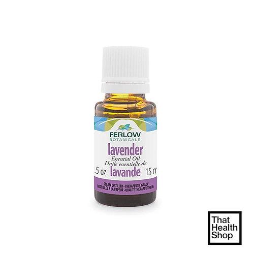 Ferlow Botanicals Lavender Essential Oil 15ml