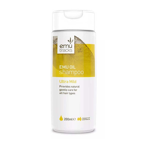 Emu Tracks Ultra Mild Shampoo 200ml