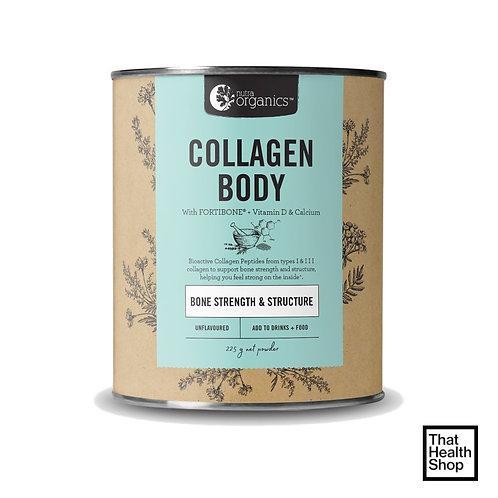 Nutra Organics Collagen Body (225g)