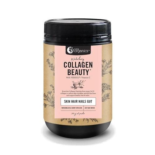 Nutra Organics Collagen Beauty Waterberry (300g)