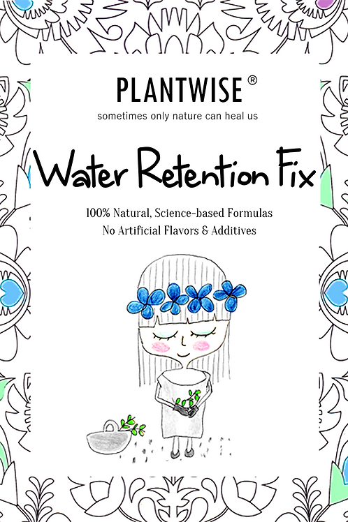 PLANTWISE Water Retention Fix