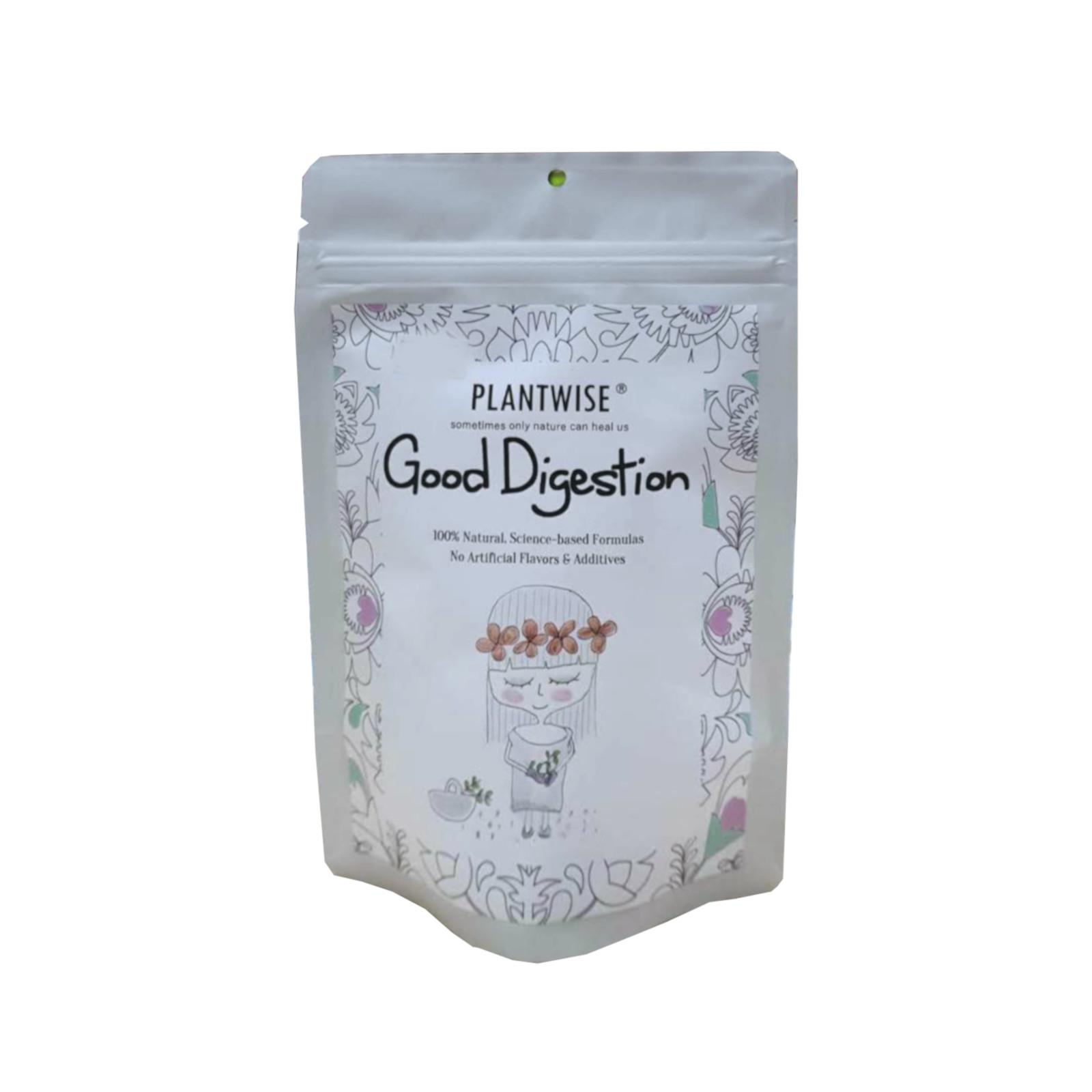 Tea Voyage Plantwise Good Digestion_Fron