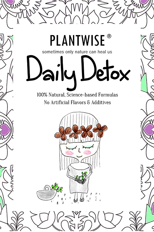 PLANTWISE Daily Detox