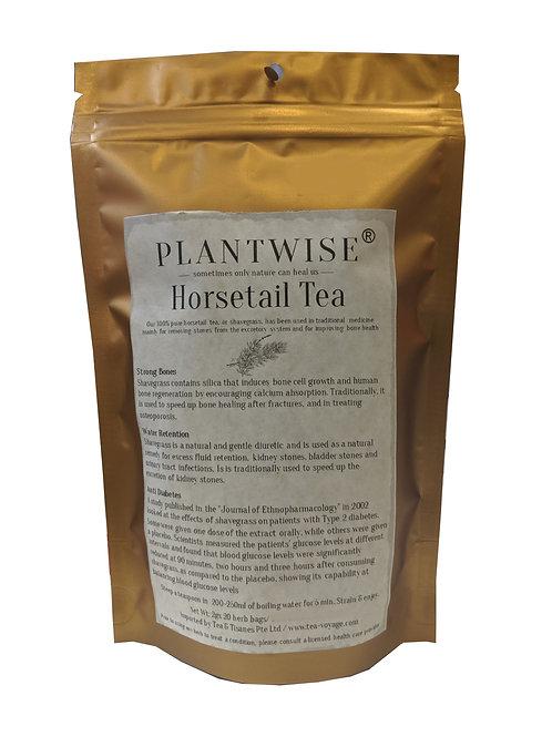 Tea Voyage Plantwise Horsetail Tea (20 Herb Bags)