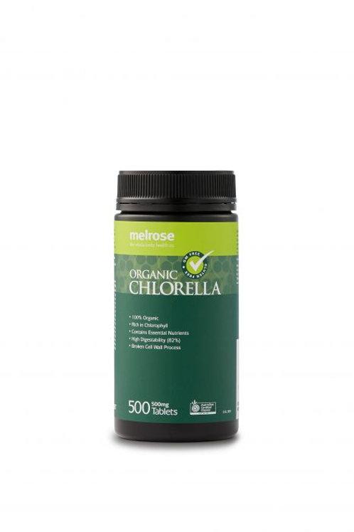 Melrose Organic Chlorella (500 Capsules)