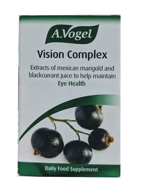 [Batch Expiry May 2021] A Vogel Vision Complex (45 Tablets)
