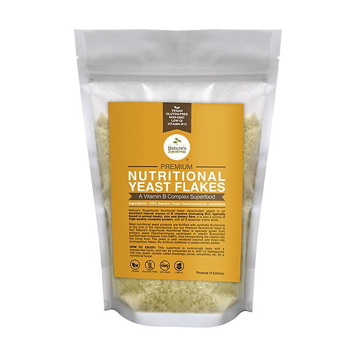 Nature's Superfoods Nutritional Yeast Flakes (150g)