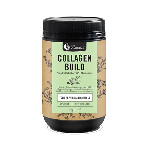 Nutra Organics Collagen Build (450g)